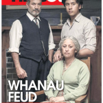 Mahana TimeOut front cover